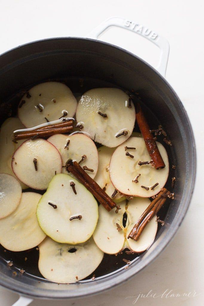 How to Make Potpourri (Stove Top Potpourri)
