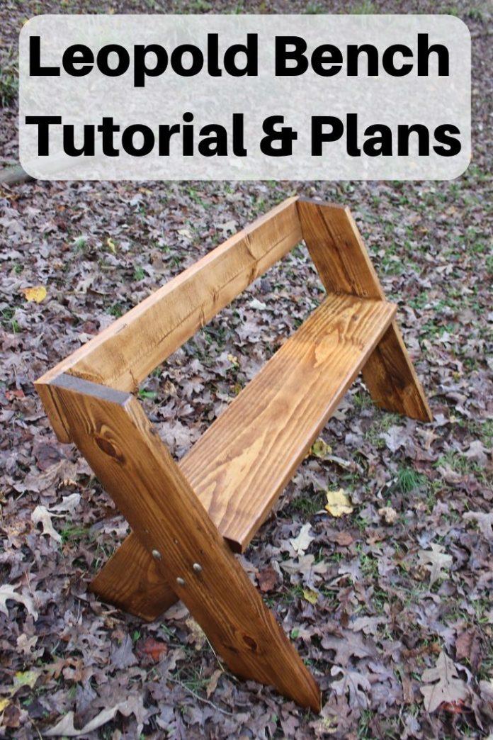 Brilliant Diy Furniture Leopold Bench Tutorial Plans Diyall Net Alphanode Cool Chair Designs And Ideas Alphanodeonline