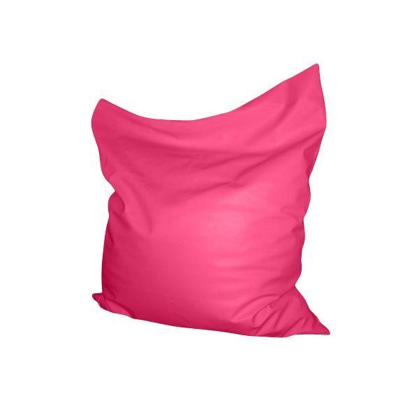pink king bean bag size