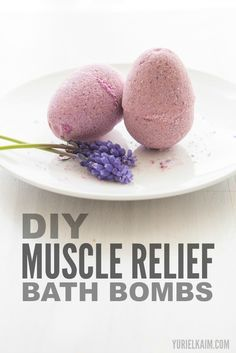 Looking for a way to relieve sore muscless after a trip to the gym or extra-hard...