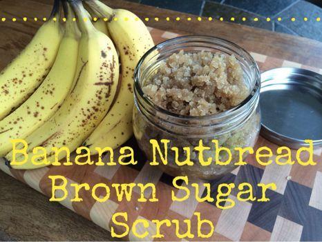 Recipe: Banana Nutbread Brown Sugar Scrub! Enjoy! :) www.bulkapothecar...