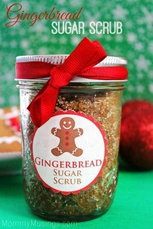 The DIY Peppermint Sugar Scrub recipe I posted a few weeks ago has taken off on ...