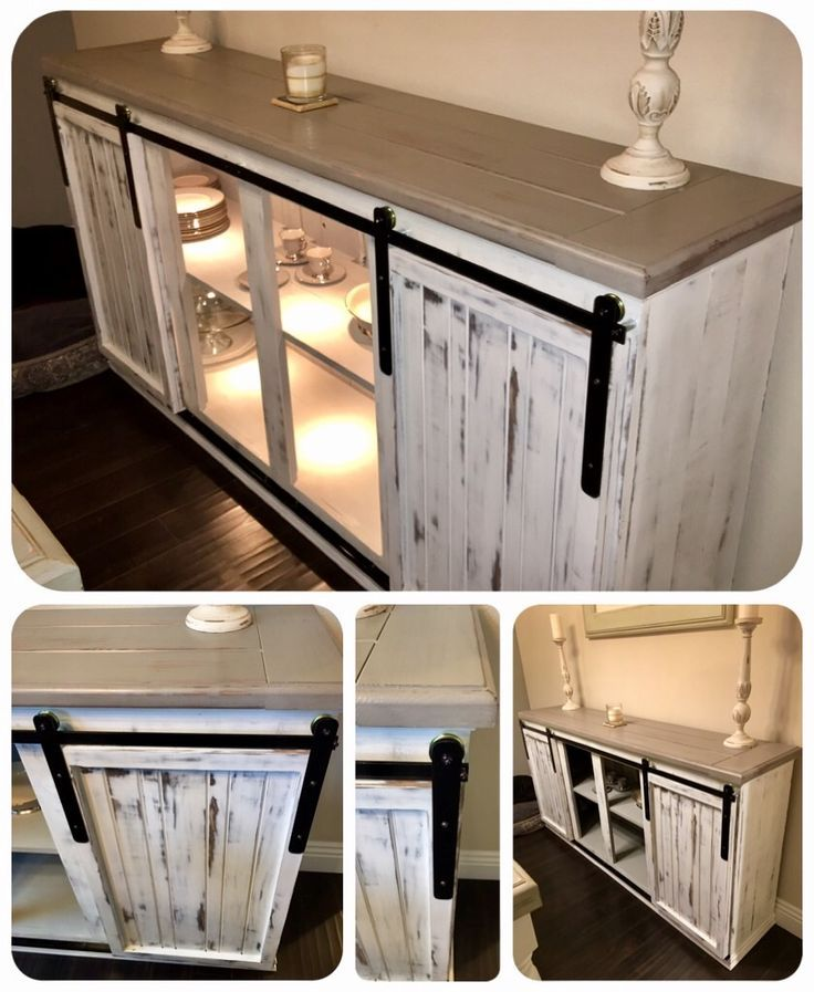 Sideboard / Buffet Table