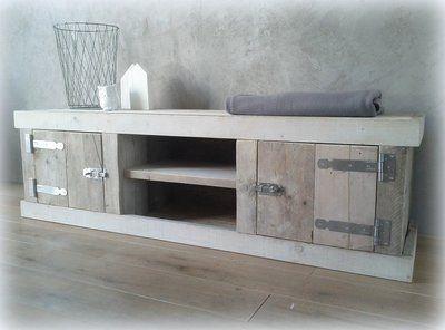 Basic Tv Meubel.Diy Tv Stand Ideas Tv Meubel Steigerhout Diyall Net Home Of
