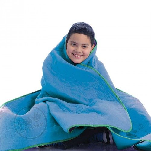 Everything you need to know about using a weighted blanket for children, kids ...