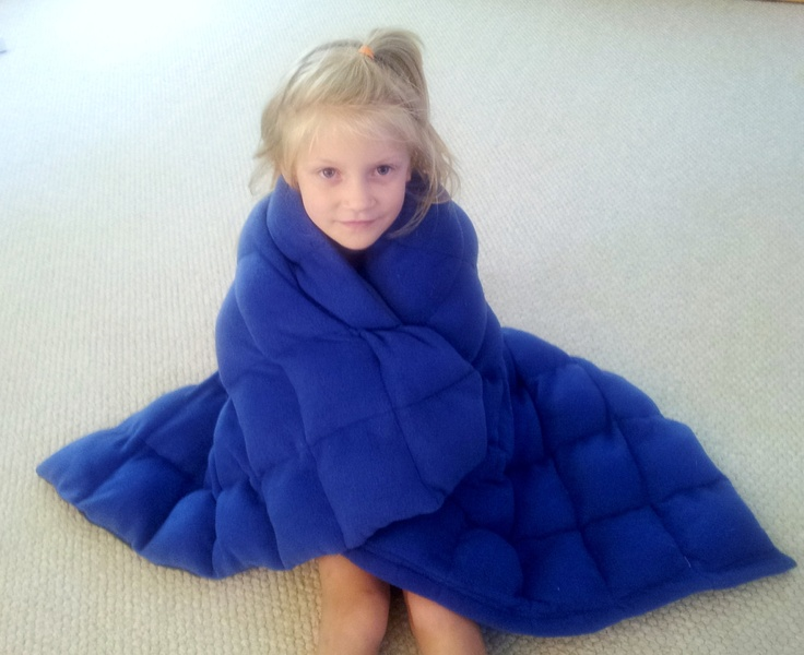 Made to Order -- Weighted Blanket - Great for Autism, Aspergers, ADHD and Sensor...
