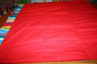 Make your own affordable weighted blanket easy DIY instructions.