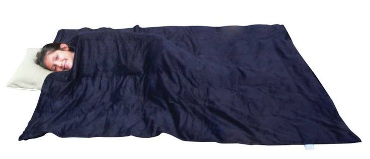 Quality Washable Weighted Blanket, Sleep Tight XS - National Autism Resources