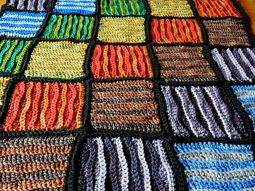 Ravelry: Wavy Baby Blanket pattern by Tamara Kelly