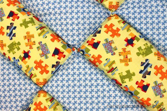 Sew A Weighted Blanket for Children with Sensory Disorders - I have been wanting...