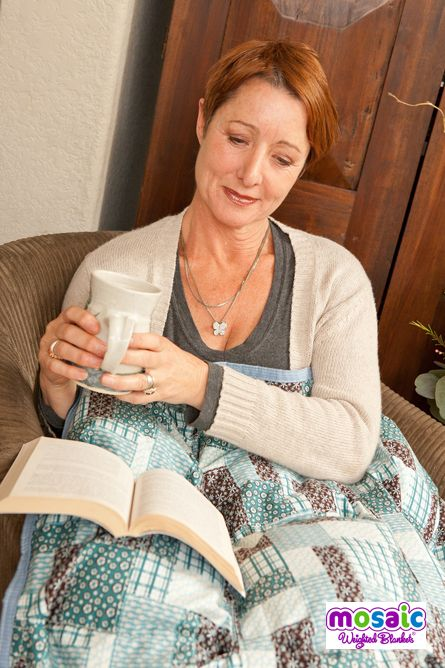 The Benefits of Weighted Blankets for Restless Leg Syndrome (#RLS).   Treatment ...