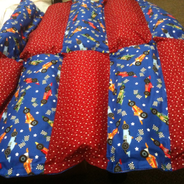 Weighted autism blanket
