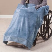 Wheelchairs & Accessories - Wheelchair Blanket