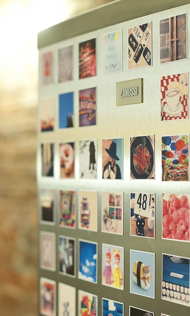Diy Crafts These Cool Magnets Can Be Made With Photos From Your Instagram Camera Roll Or D Diyall Net Home Of Diy Craft Ideas Inspiration Diy Projects Craft Ideas