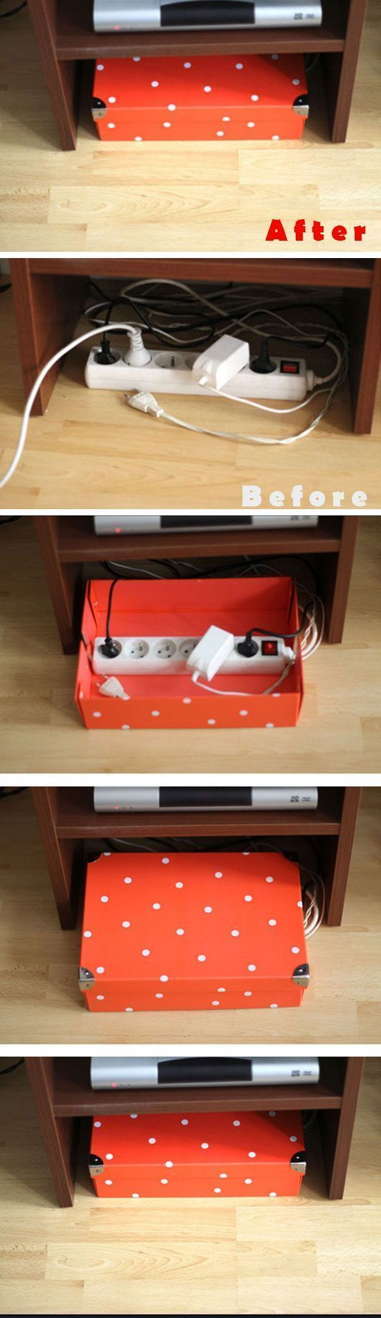 Best 25 Clever DIY Clothing Organization Hacks ideacoration.co/... Select key it...