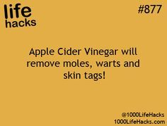 This actually works! I have a friend that put apple cider vinegar on a soaked ba...