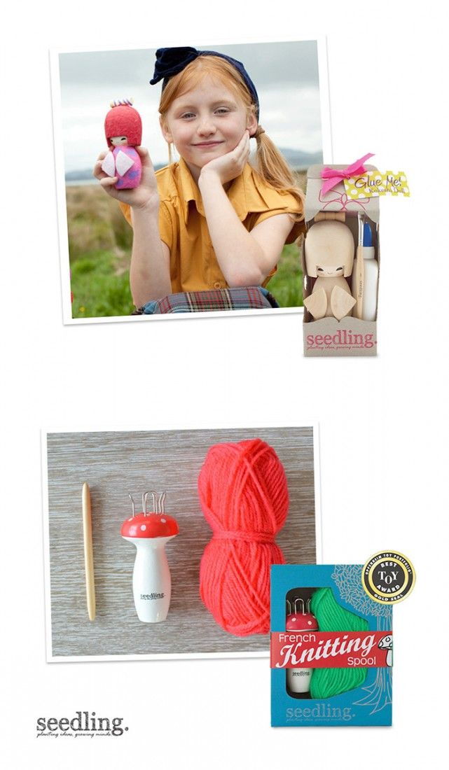 Adorable craft kits that kids will love to create with!