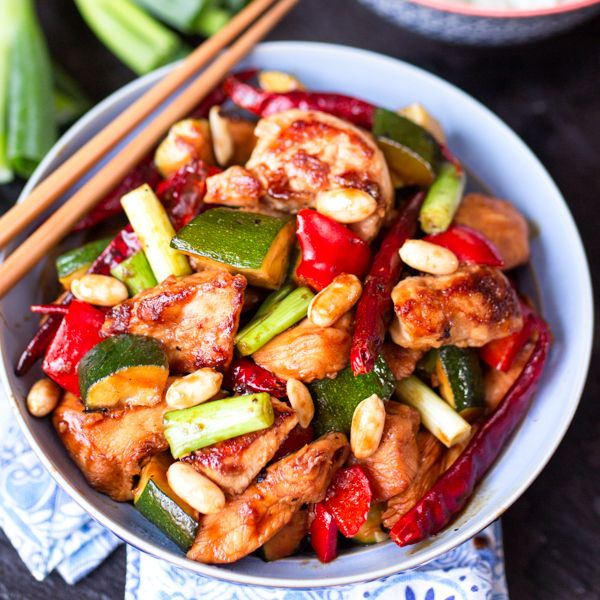 Copycat Kung Pao Chicken - It's easier to make than you think!