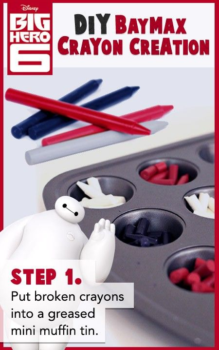 How to create Baymax party décor that kids can color with!  Inspired by Big Her...
