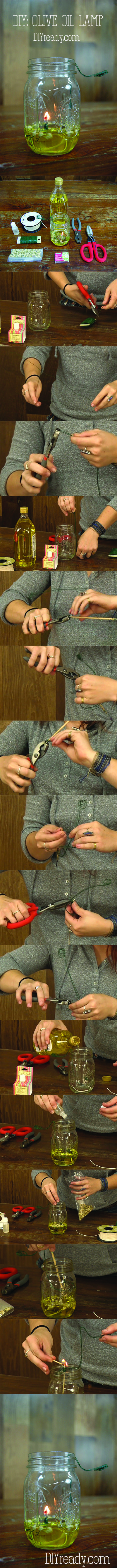 Mason Jar Ideas for Easy Mason Jar DIY Projects! Step-by-step DIY Infographics s...
