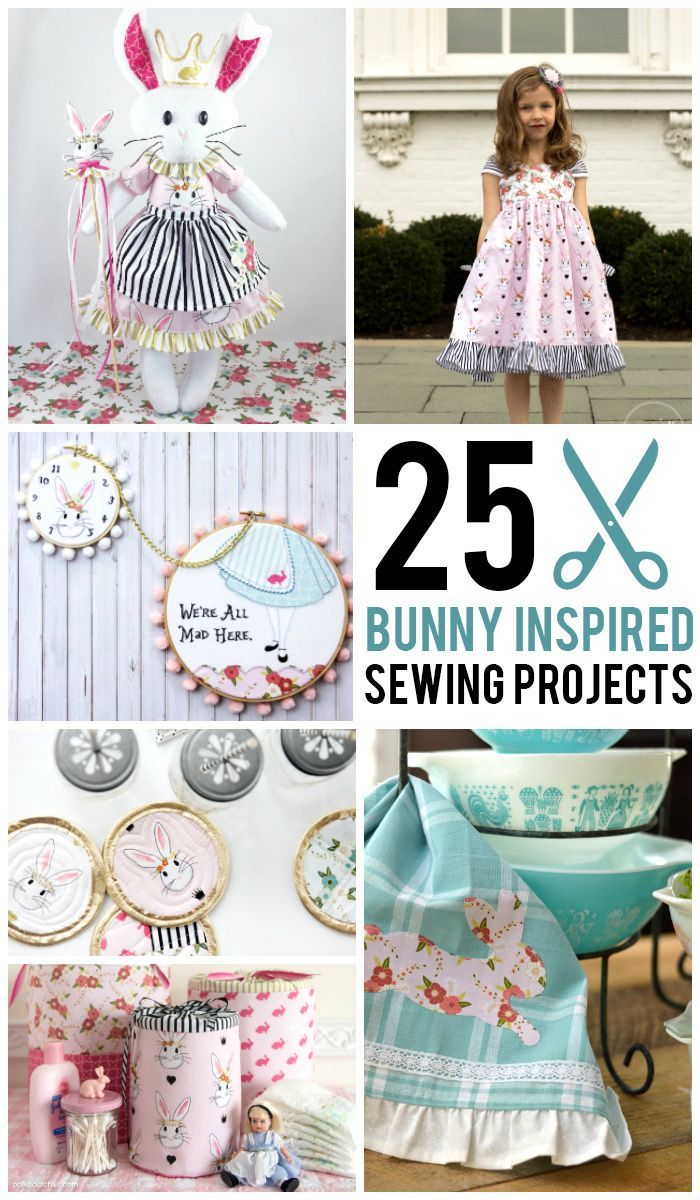 More than 25 Bunny