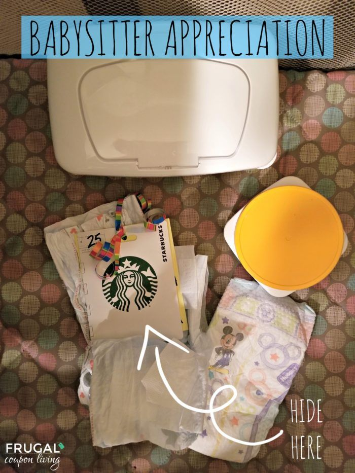Nanny appreciation week is the last week of every September. Creative ideas for ...