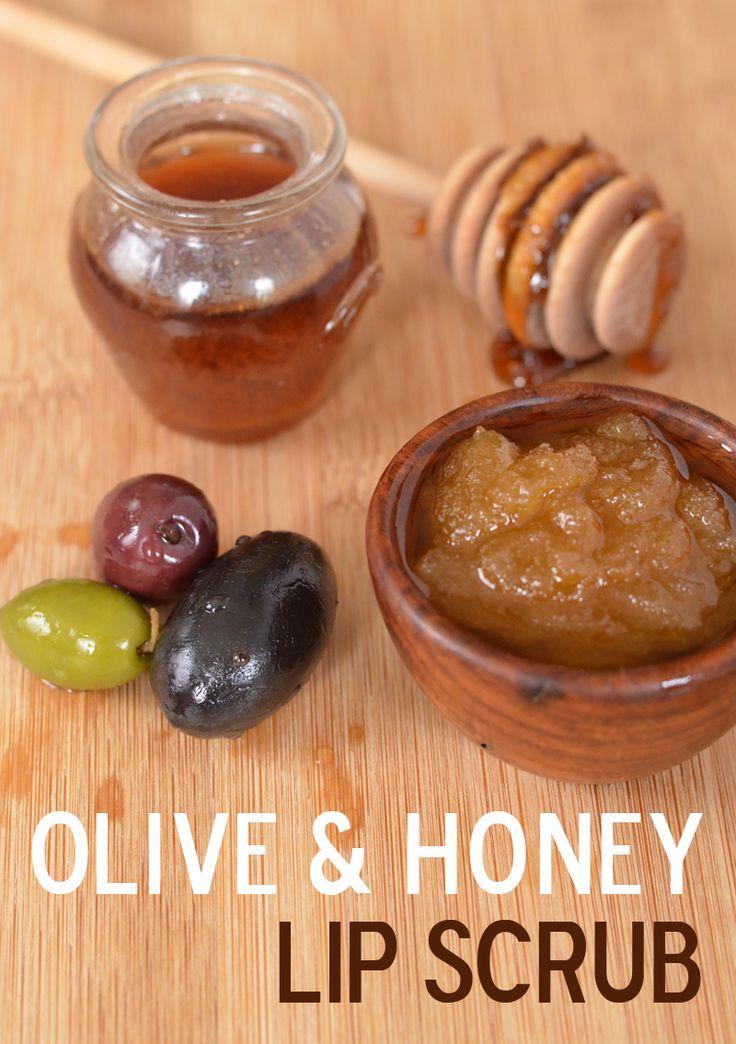 Olive & Honey Lip Scrub (Mary Makes Good)