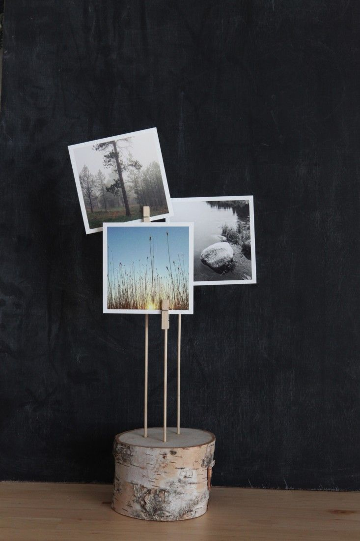 Simple and easy home décor with Sticky9 magnets and a magnet holder