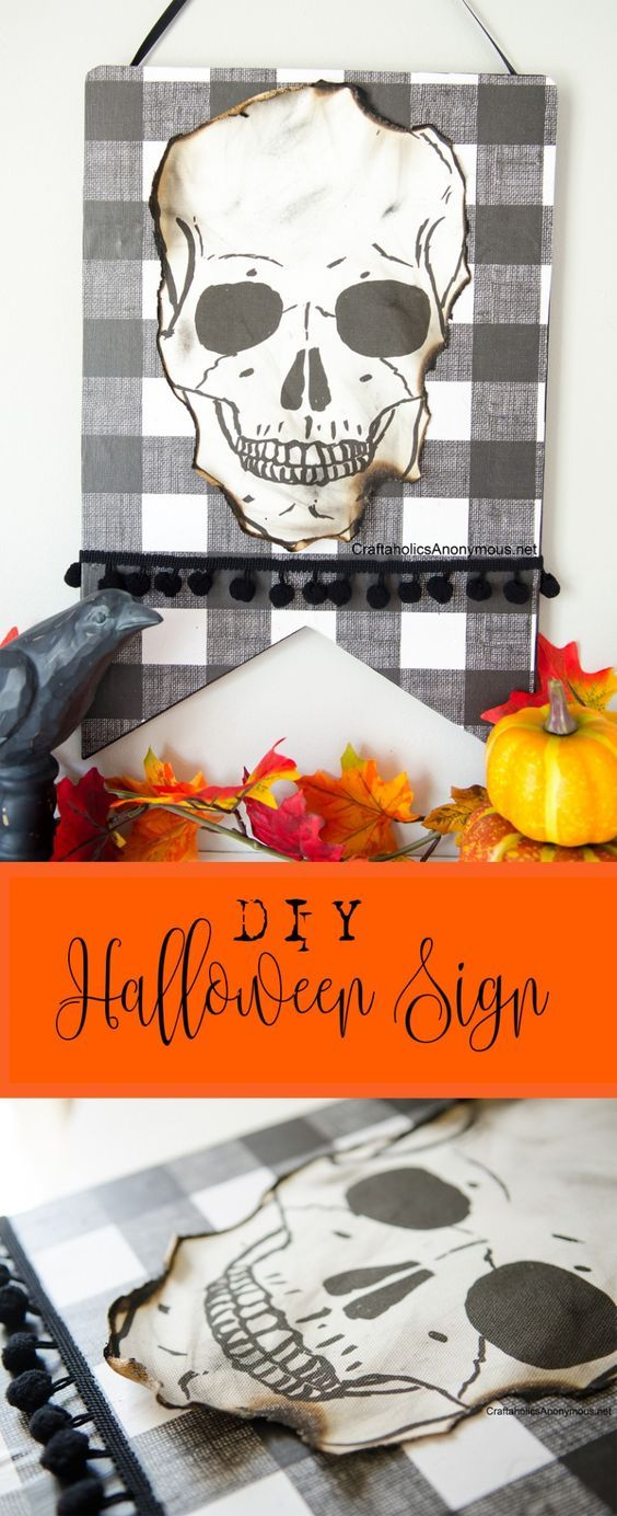 Skulls are the best crafts for the pumpkin season. The tutorial involves fire!!!...