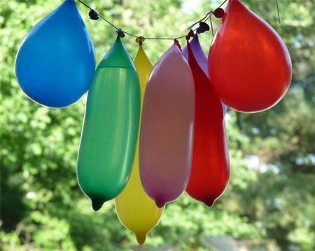 Water Balloon Pinata   Ziggity Zoom