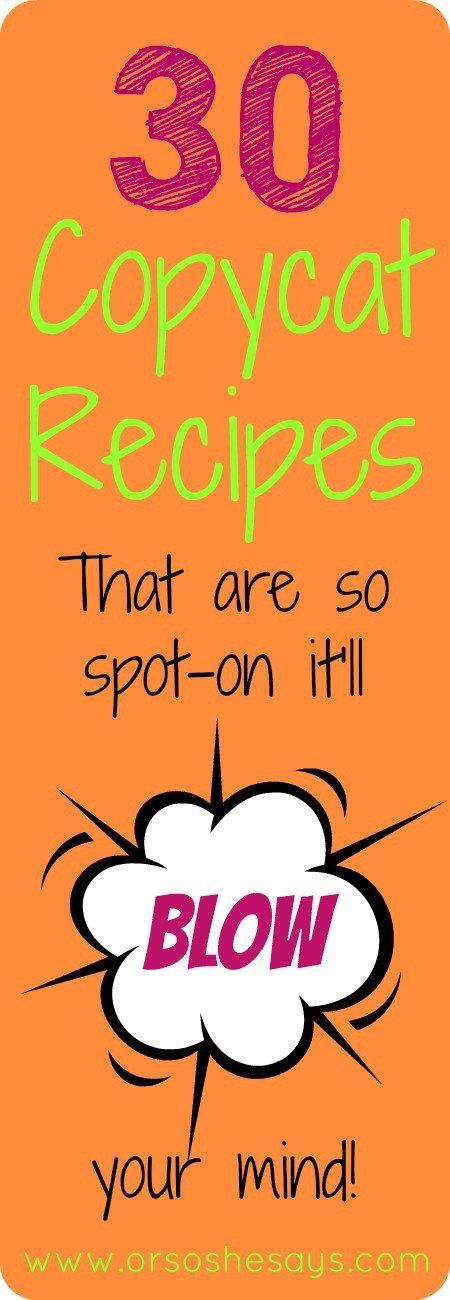 recipes you will think are from restaurants they are so good.
