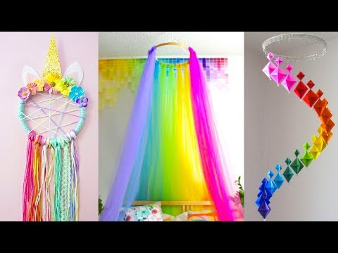 Diy Projects Video Diy Room Decor 10 Diy Room Decorating Ideas Diy Ideas For Girls Diy Wall Decor Pillows Etc Diyall Net Home Of Diy Craft Ideas Inspiration Diy