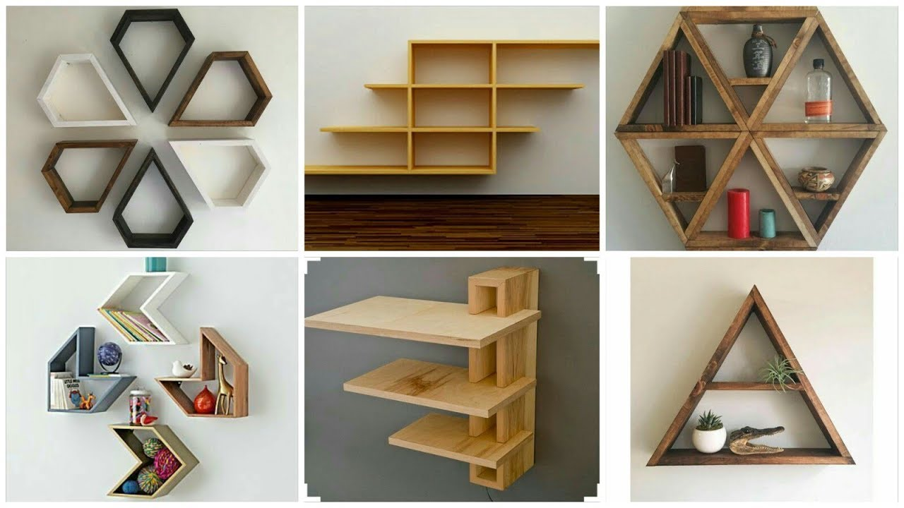 Diy Projects Video Diy Wall Shelf Designs Ideas Creative Ideas Home Decor Diyall Net Home Of Diy Craft Ideas Inspiration Diy Projects Craft Ideas How To S For