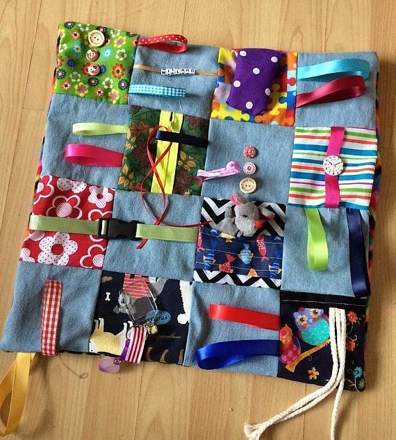 .Fidget blankets/quilts can be a soothing solution to the restlessness, fidgetin...