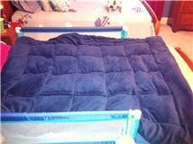 Art DIY weighted blanket aba-teaching