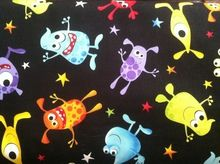 Boys Weighted Blanket - Monster Print