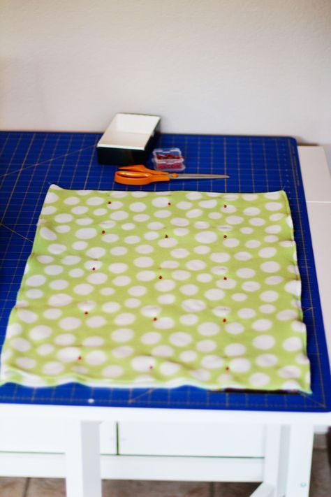 DIY weighted blanket. Need to make one of these, but perhaps with a lighter fabr...