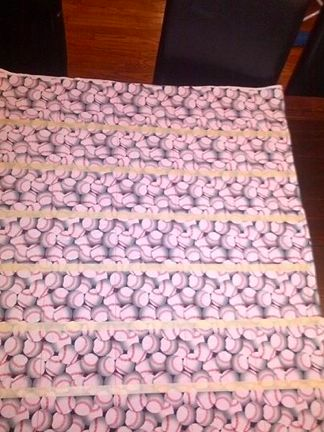 How to make a weighted blanket for an autistic child.