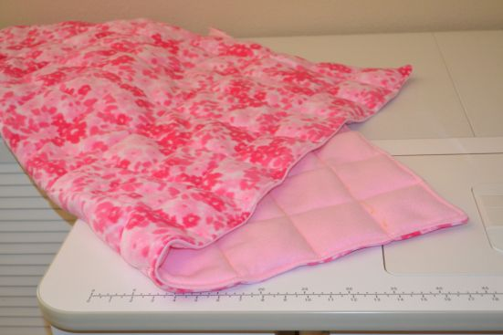 Making weighted blankets tutorial;  Sensory, Post traumatic Stress....