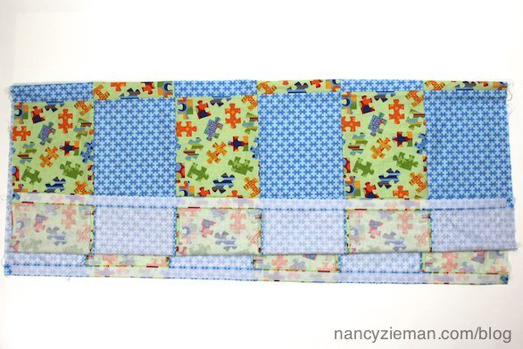 Sew a weighted blanket/Project Linus/Comfort sensory disorders | Nancy Zieman Bl...