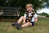 The Sensory Weighted Snuggle Snake provides a gentle weight to help facilitate p...