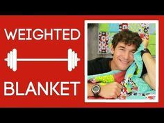 Weighted Blanket Tutorial for Autism Awareness Month | Always Great, Always Free...