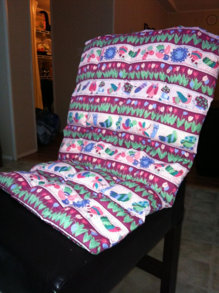 Weighted Blanket - easy DIY using 5 lbs of rice, pretty (and free) fabric remnan...