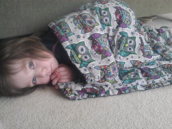 Weighted Blanket/Quilt Sewing Tutorial - PDF Format
