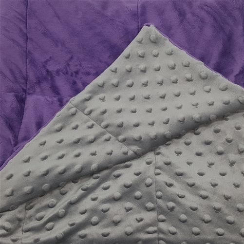 Weighted Blankets for Alzheimer's, Autism + Anxiety Therapy | Use GRAVITY to hel...