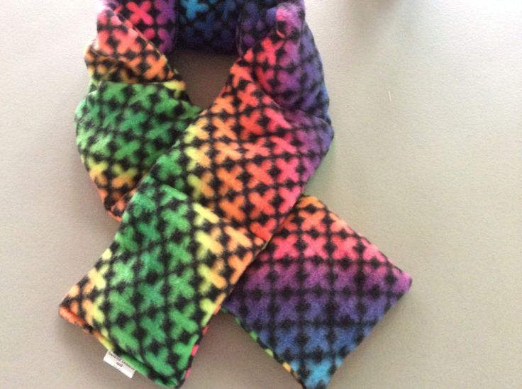 Weighted Neck Wrap, Weighted Scarf, Shoulder Wrap, Sensory Disorder, Autism, ADD...