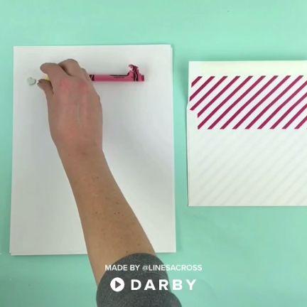 DIY wax envelope seals