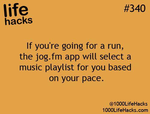 My favorite life hacks... - Imgur #runninghacks