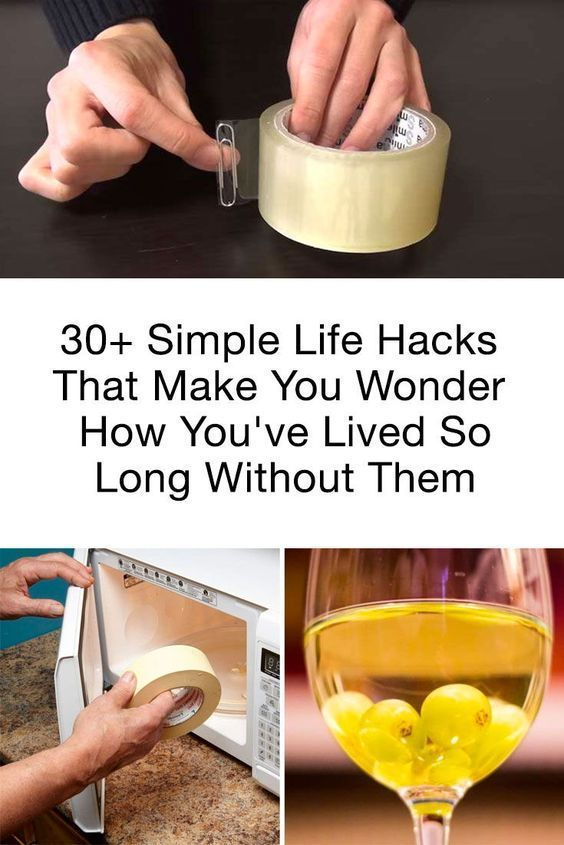 These life hacks are so brilliant that you will wonder how you lived so long wit...