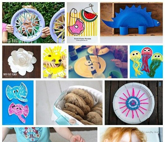 Diy Crafts Adorable Easy Paper Plate Crafts A Great Summer